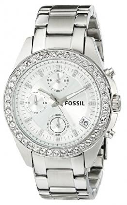 FOSSIL  Damen Chronograph Ladies Dress ES2681 -