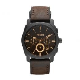 Fossil Herren-Armbanduhr Machine Analog Quarz Fs4656 -