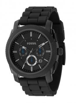 FOSSIL Herren-Armbanduhr  Men's Dress Chronograph Analog Quarz FS4487 -